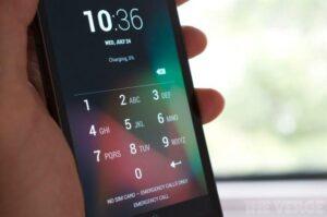 Eliminare blocco schermo Huawei P8