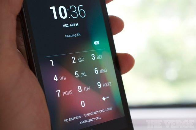 Come eliminare il blocco dello schermo su Huawei P8