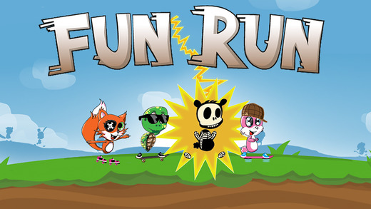Fun Run migliori giochi multiplayer iPhone Android