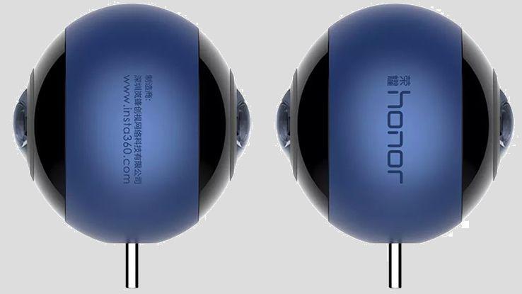 Arriva Honor VR Camera: la prima fotocamera Huawei a 360 gradi