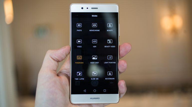 Huawei P9 backup