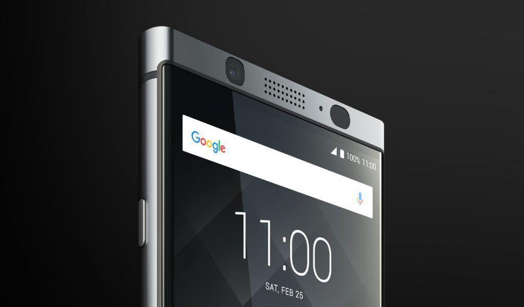 MWC 2017 - BlackBerry KEYone - i migliori smartphone presentati