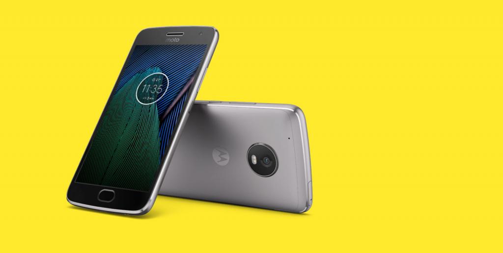 MWC 2017 - Moto G5 - i migliori smartphone presentati