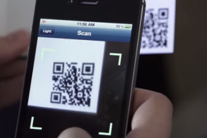 QR code su iPhone e iPad