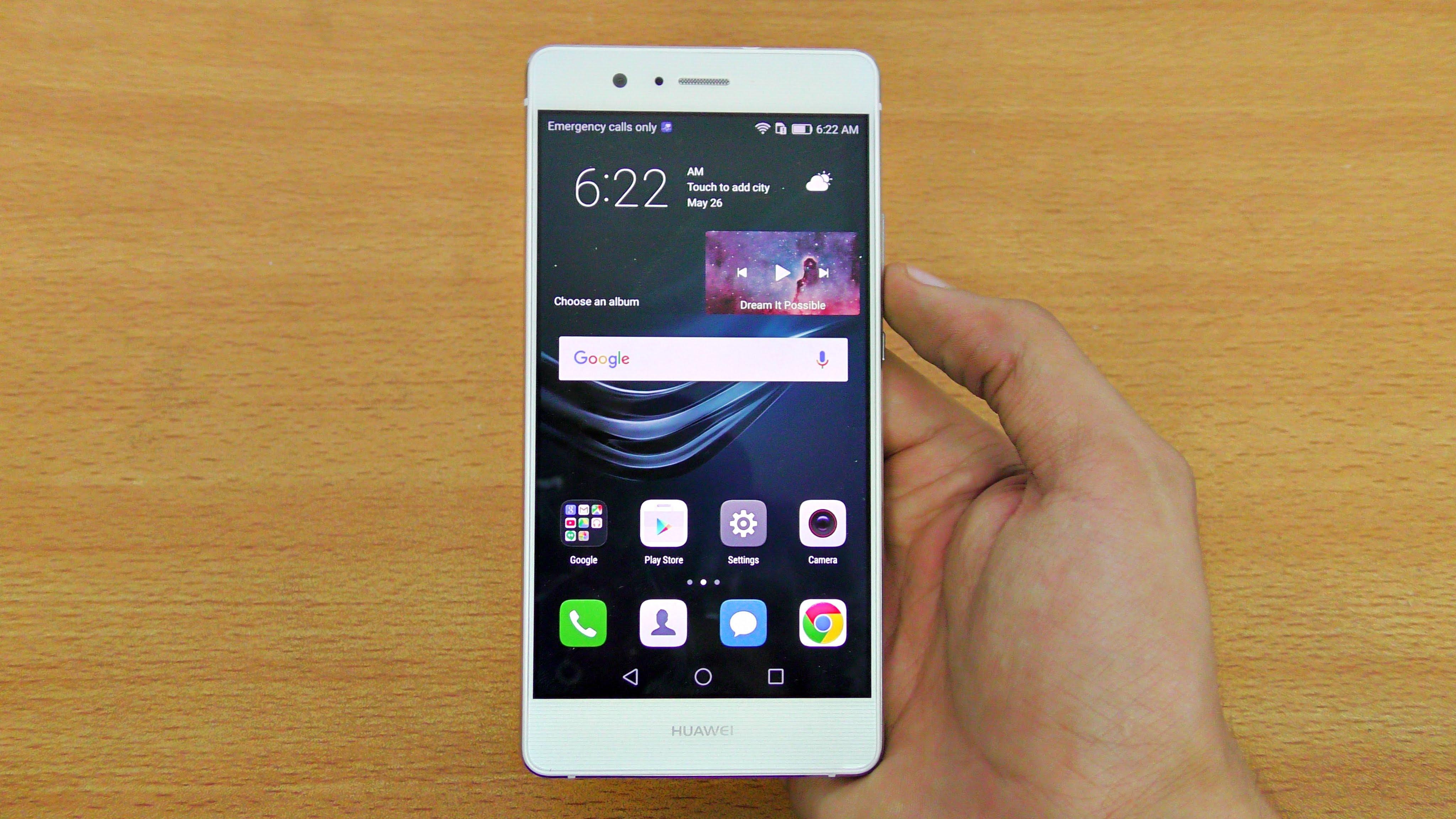Come resettare Huawei P9 Lite