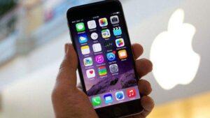 Riavviare iPhone 7