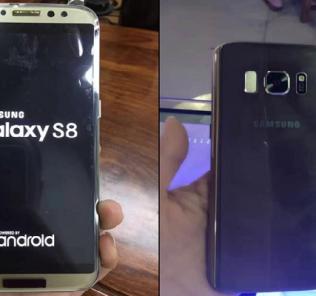 Samsung Galaxy S8 clone cinese