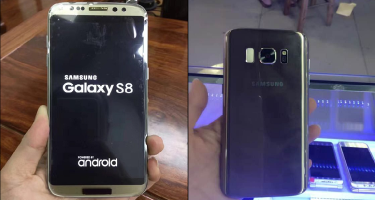 Samsung Galaxy S8: già sul mercato il clone cinese