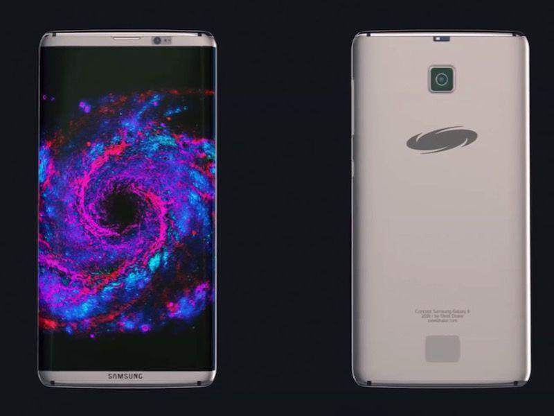 """Samsung Galaxy S8: la nuova suoneria """"Over the Horizon"""""""