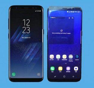 Samsung Galaxy S8 pagamenti riconoscimento facciale
