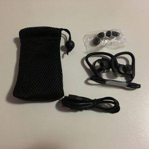auricolari Bluetooth Lopoo BT-R04 contenuto confezione