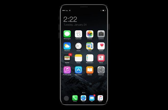 Samsung avrebbe iniziato la produzione dei display OLED per iPhone 8