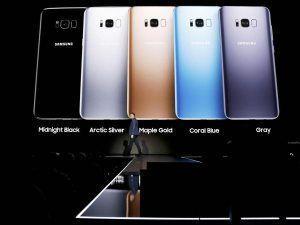 samsung galaxy s8 e galaxy s8+_colorazioni