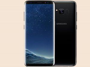 samsung galaxy s8 e galaxy s8+_nero - fronte e retro