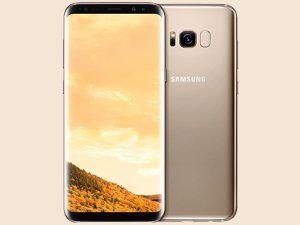 samsung galaxy s8 e galaxy s8+_oro - fronte e retro