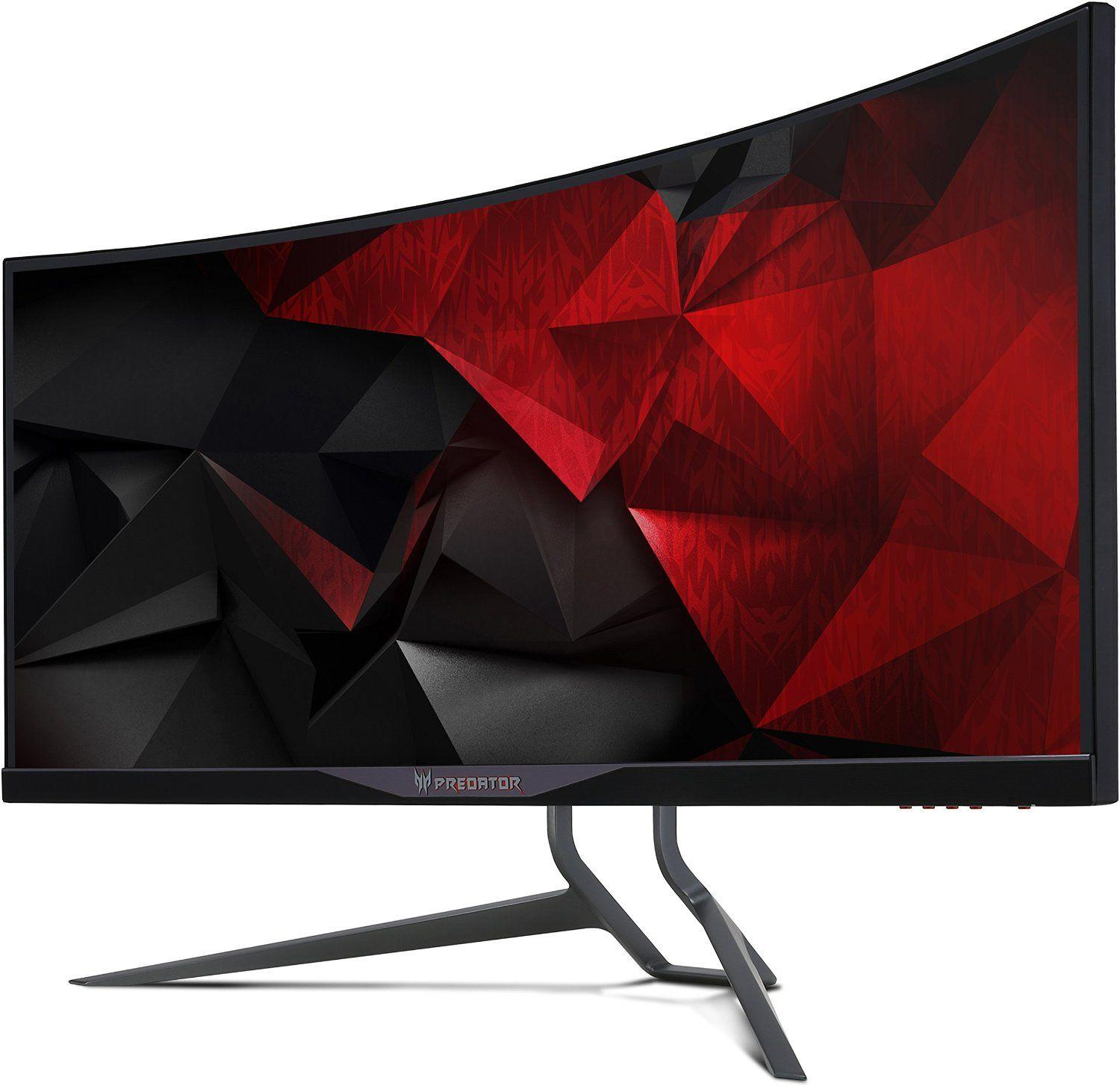 Acer Predator X34A monitor ultrawide da gaming