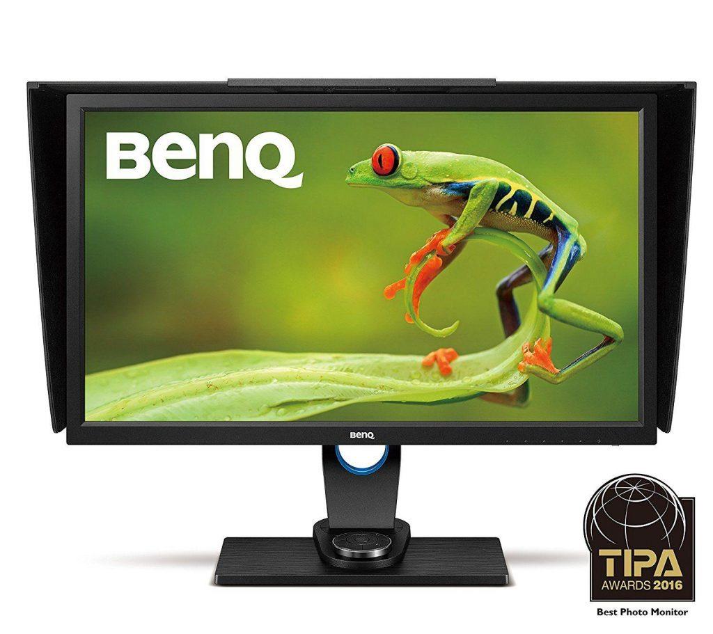 BenQ SW2700PT il miglior monitor per i professionisti.
