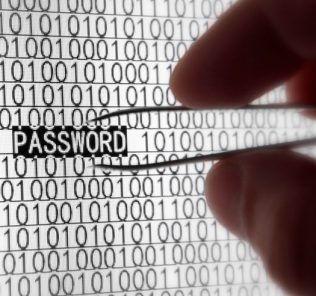 Furto password