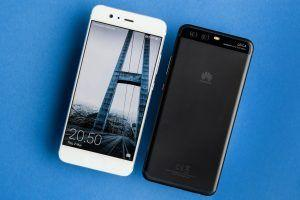 Huawei P10 scattare foto in sequenza
