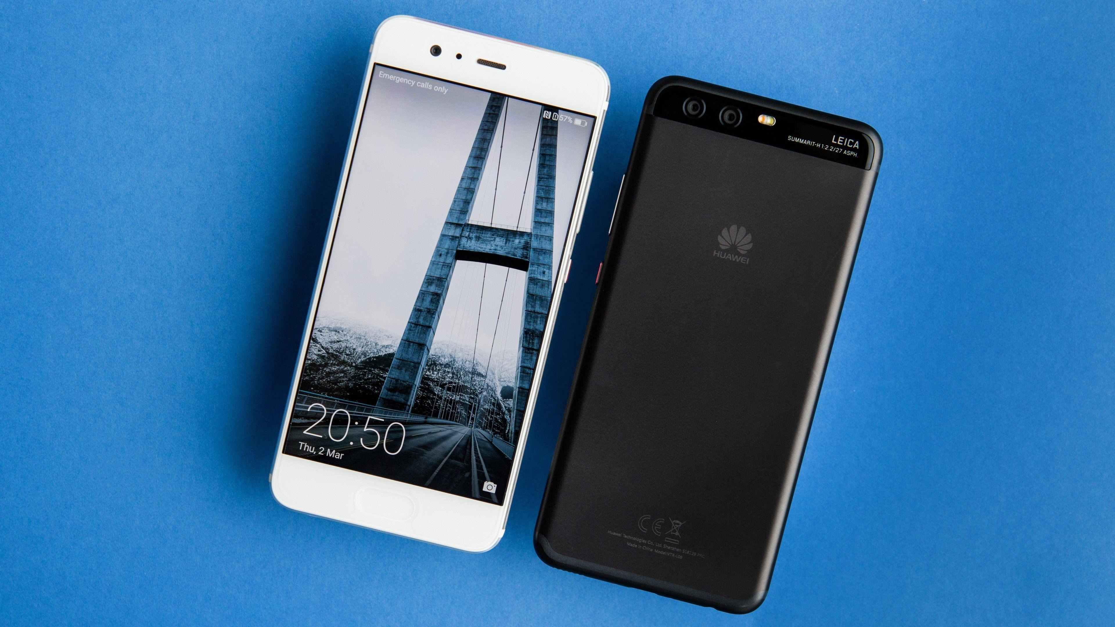 Huawei P10: come scattare foto in sequenza