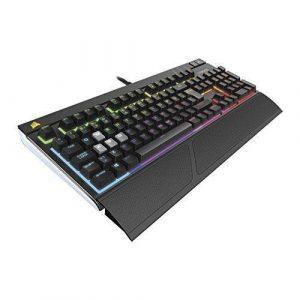 Miglior tastiera meccanica da gaming personalizzabile Corsair CH-9000227-IT Strafe R GB