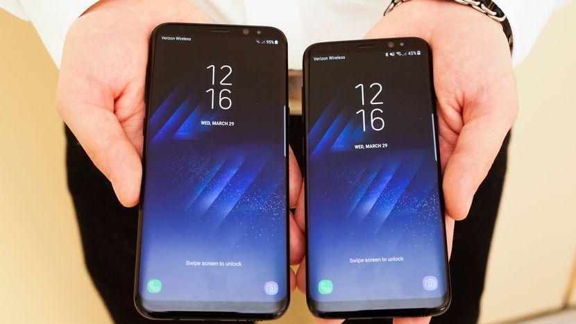 Samsung prepara 20 milioni di Galaxy S8 per le vendite iniziali