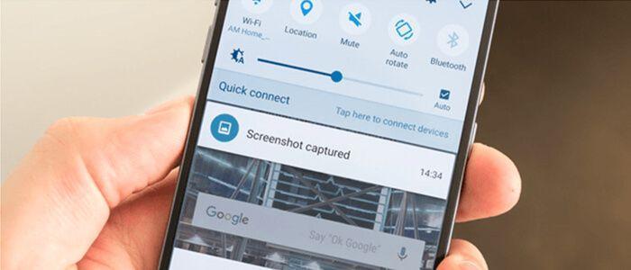 """Come catturare uno screenshot su Samsung Galaxy S8 e Galaxy S8+ con il metodo """"tradizionale"""""""