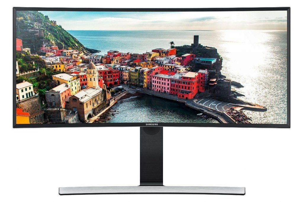 Samsung S34E790C monitor ultrawide