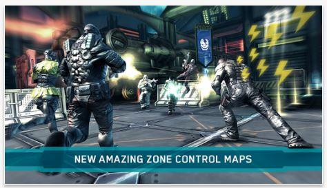 Shadowgun DeadZone migliori giochi sparatutto iPhone e Android