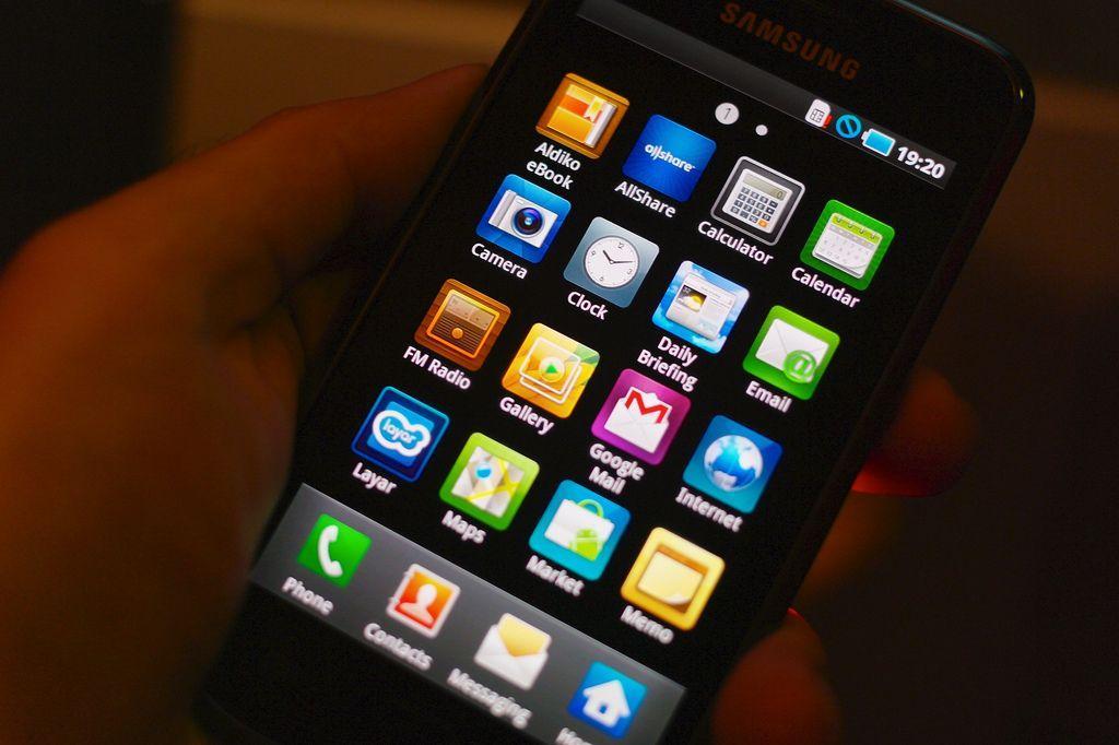 spostare app sulla scheda SD