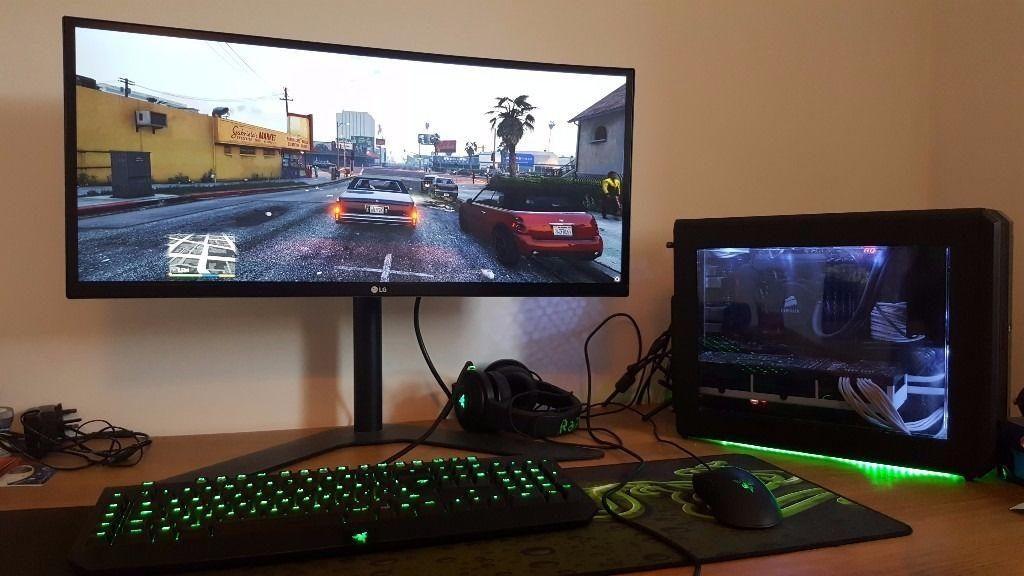 migliori 5 monitor ultrawide per pc