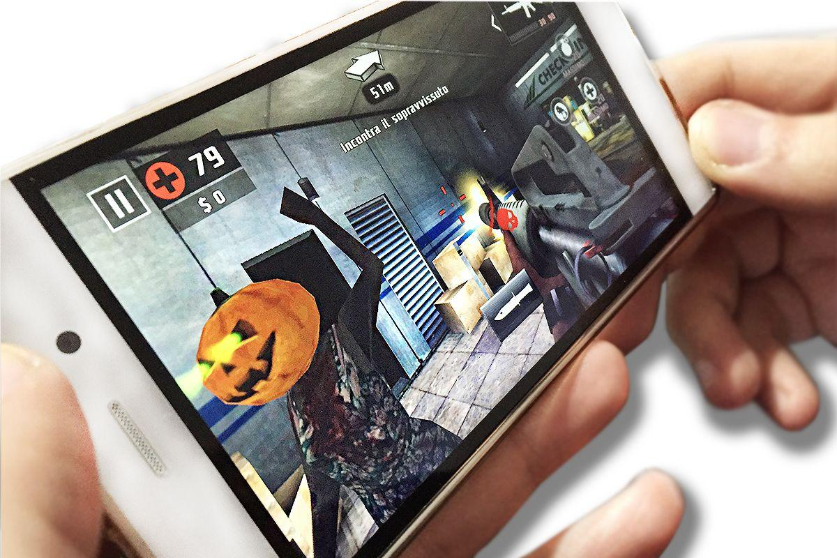 migliori giochi sparatutto iPhone Android