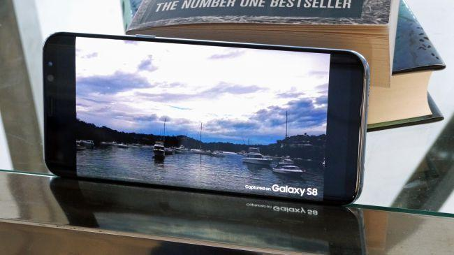 Il display del Galaxy S8 recensito da DisplayMate: i risultati?
