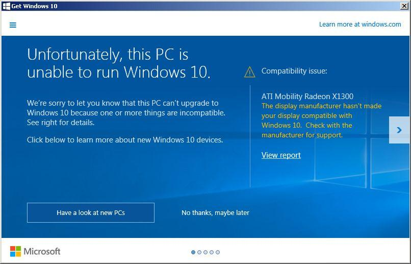 installare Windows 10