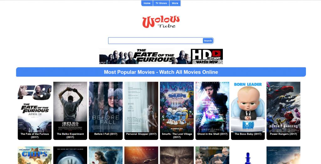 WolowTube si gioca lo scettro di miglior sito per guardare film streaming in ambito internazionale: quale tra i due colossi è migliore?