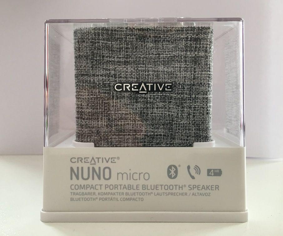 Creative Nuno Micro confezione