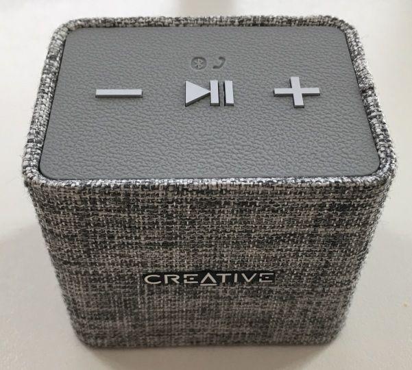 Creative Nuno Micro dall'alto