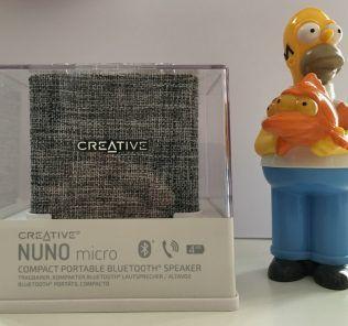 Creative Nuno Micro homer