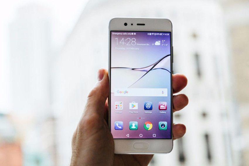 Huawei P10 aggiungere nuove pagine alla Home