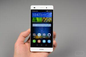 Huawei P8 Lite 2017 aggiungere widget