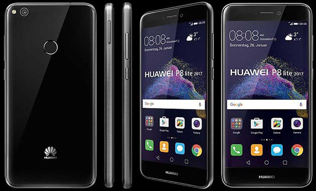 Huawei P8 Lite 2017 fare lo screenshot