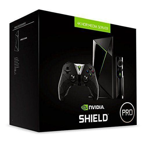 Se volete comprare il miglior TV Box attualmente presente sul mercato per guardare video in streaming su Kodi, il prodotto ideale è Nvidia Shield TV Pro