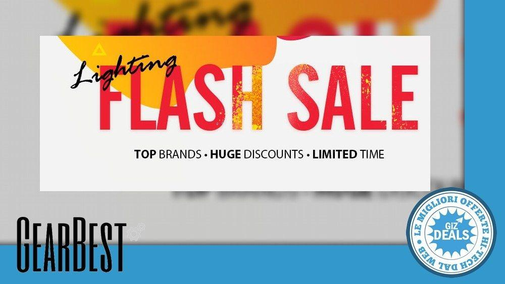 Promozione GearBest Flash Sale