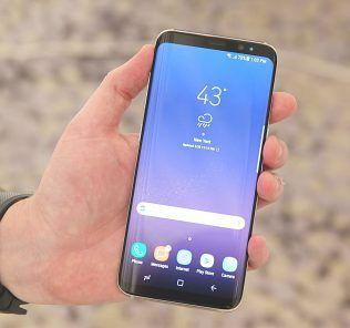 Samsung Galaxy S8 backup