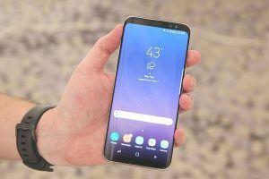 spegnere GPS su Samsung Galaxy S8