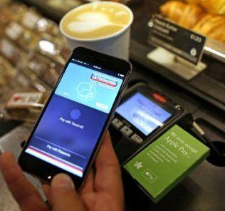 Apple Pay pagamenti mobile