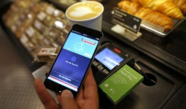 Apple Pay pagamenti mobile