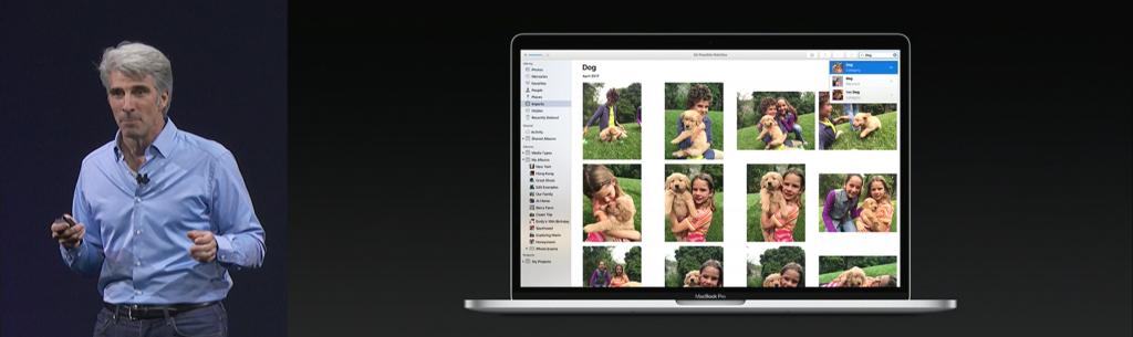 Apple macOS High Sierra foto