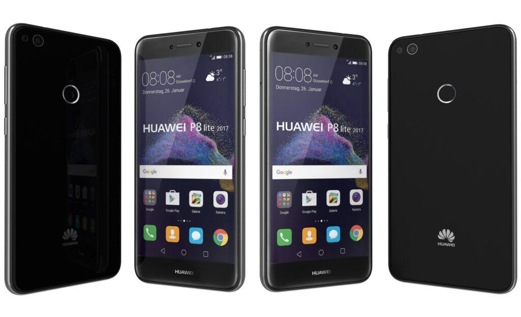 Huawei P8 Lite 2017 modificare foto