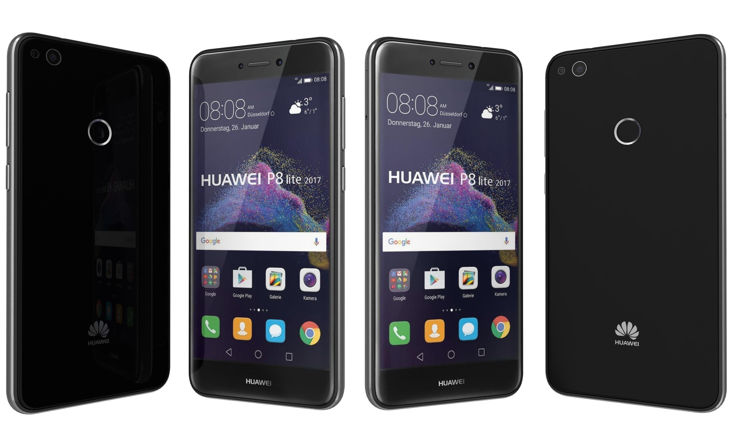 Come modificare la foto sullo sfondo di Huawei P8 Lite 2017
